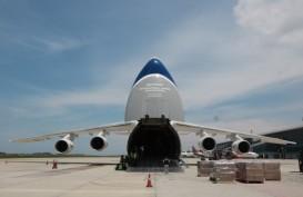 Wow, Ini Penampakan Pesawat Kargo Terbesar Kedua di Bandara YIA