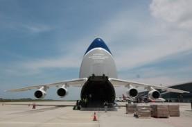Wow, Ini Penampakan Pesawat Kargo Terbesar Kedua di…