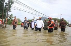 Periode Kedua Pimpin Makassar, Danny Pomanto Diminta Tuntaskan Masalah Banjir