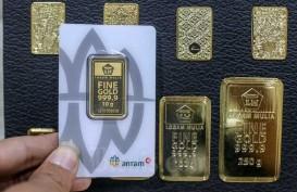 Kenaikan Harga Emas Terganjal Imbal Hasil Obligasi AS