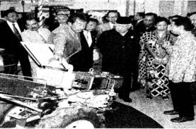 Historia Bisnis : Pak Harto Minta BUMN Tidak Membuat…