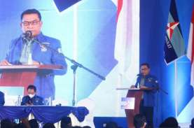 Bambang Widjojanto: KLB Partai Demokrat Brutalitas…