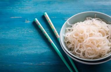Memilih Pasta yang Rendah Kalori dari Bahan Shirataki