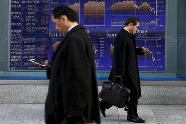 Indeks Bursa Jepang - Reuters