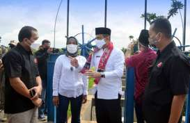 Jakarta Garden City Serahkan Sodetan ke Kanal Banjir Timur ke Pemprov DKI