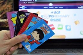BCA Luncurkan Kartu Flazz dengan Logo Baru di BCA…