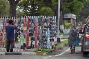 Sampah Menumpuk di Pekanbaru, Pengusaha : Tolong Segera Diselesaikan