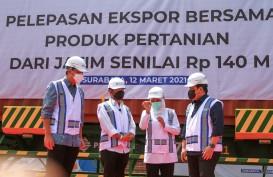 Pelindo III Fasilitasi Ekspor Produk Agro Jatim Senilai 140 M
