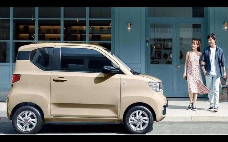 Wuling Hong Guang Mini EV.  - Wuling
