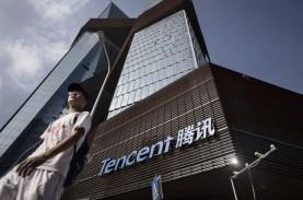 Setelah Perusahaan Jack Ma, Otoritas China Hukum Tencent…