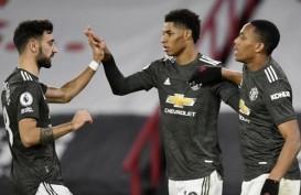 Jadwal Liga Inggris : ManCity 3 Poin vs Fulham, MU Jalani Laga Sulit
