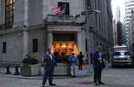 Sempat Tertekan, Wall Street Ditutup Menguat Mencetak Rekor