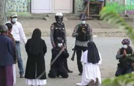 Protes Kudeta Myanmar, Polisi Tembak Mati 2 Orang