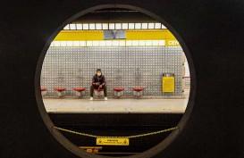 Gelombang Baru Virus Corona, Italia Terapkan Lagi Lockdown Total