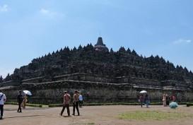 Menko Luhut: Candi Borobudur Kelebihan Pengunjung, Ini Akibatnya