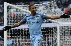 Hasil Liga Inggris : ManCity Hajar Fulham, Everton Kalah Lagi