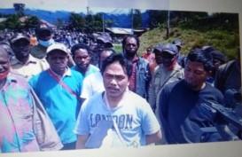 Keamanan Intan Jaya Terkendali, Pasar Sugapa Kembali Ramai Pembeli