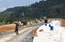Progres Jalan Tol Padang - Sicincin, Ditargetkan Tuntas 2022