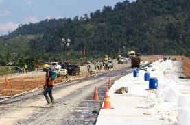 Progres Jalan Tol Padang - Sicincin, Ditargetkan Tuntas…