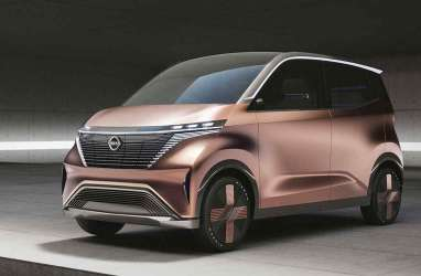 Mitsubishi-Nissan Akan Punya Mobil Listrik Harga Rp200 Juta-an