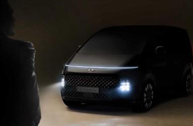 Intip Calon MPV Baru Hyundai, Desain Futuristik Ala 'Spaceship'