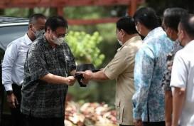 Airlangga Temui Prabowo di Hambalang, Isyarat Menuju 2024?