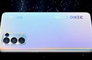 Model Terbaru OPPO Reno5 Segera Meluncur di Indonesia