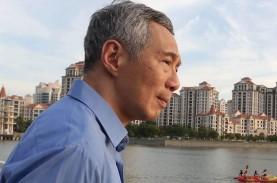 PM Singapura Minta AS - China Tidak Bikin Sulit Negara…