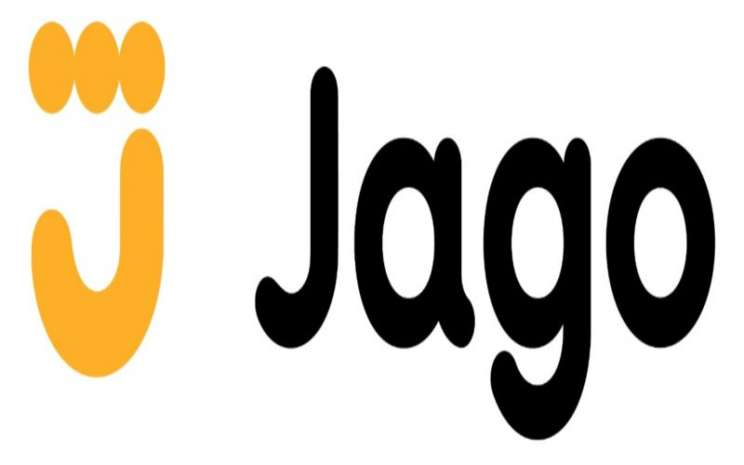 Logo PT Bank Jago Tbk.  - istimewa