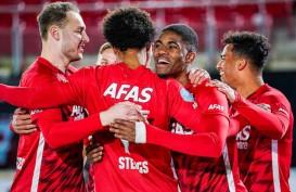 Hasil Lengkap Liga Belanda, Dua Raksasa PSV & Feyenoord Imbang 1–1
