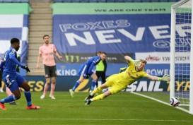 Hasil Liga Inggris : Leicester Geser MU, Southampton Kalah Lagi