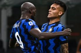 Inter Milan Gasak Torino, Makin Mantap Pimpin Klasemen…