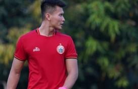 Persija Jakarta Lepas Kiper Shahar Ginanjar ke Klub Liga 2