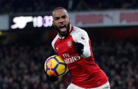 Arsenal Menangi Derbi London vs 10 Pemain Tottenham Hotspur