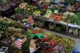 Permintaan Bapok Naik, Target Inflasi Volatile Food…