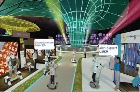 Bulan Depan, Ada Pekan Raya Virtual Bakal Digelar
