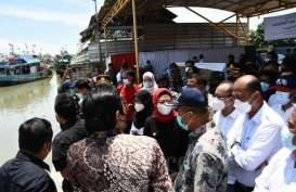 Indramayu Dorong Karangsong Jadi Pelabuhan Perikanan Nusantara