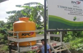 Unit Usaha BUMI, KPC Lanjutkan Program SPAM di Kutai Timur