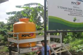 Unit Usaha BUMI, KPC Lanjutkan Program SPAM di Kutai…