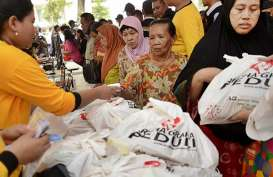 Pemprov Kalsel Gelar Pasar Murah Bantu Warga Terdampak Banjir