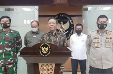 Mahfud MD ke Jaksa Agung: Segera Tuntaskan Kasus Asabri!