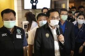 Thailand Lanjut Pakai AstraZeneca, PM Chan-ocha Divaksin…