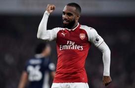 Arsenal Menang dari Tottenham, Lacazette: Kami Beruntung Dapat Penalti