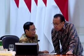 Isu Presiden 3 Periode, Mahfud MD: Menjilat dan Menjerumuskan…
