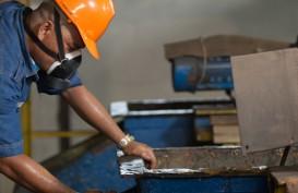 Smelter Ausmelt PT Timah (TINS) Ditargetkan Rampung Akhir 2021