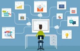 Aktivitas Bisnis Semakin Bergeser ke Ruang Digital