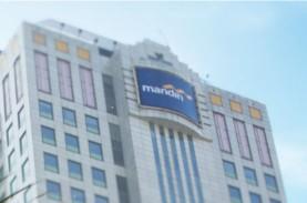 Restrukturisasi Kredit Bank Mandiri (BMRI) Turun Jadi…
