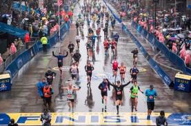 Masih Pandemi, Jumlah Peserta Boston Marathon Tahun…