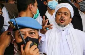 Internet Bermasalah, Sidang Habib Rizieq Shihab Diundur ke Jumat