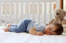Pola Makan dan Tidur Bayi Penting untuk Tumbuh Kembang